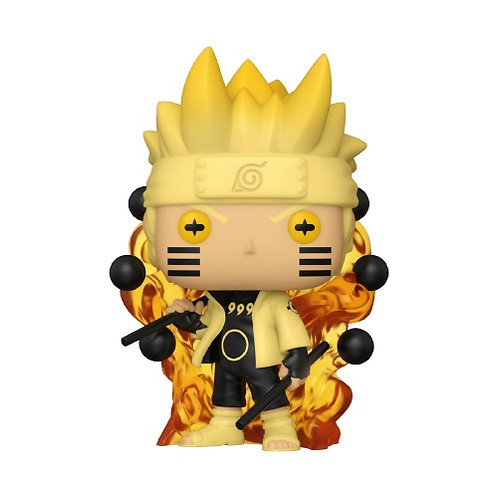 POP Animation: Naruto- Naruto Six Path Sage