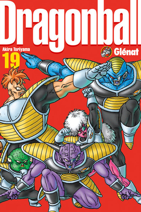 Dragon Ball 19 édition Perfect