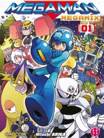 Megaman Megamix 01