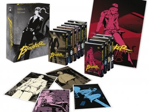 Coffret Edition Limitée Collector The Breaker the new waves partie 2