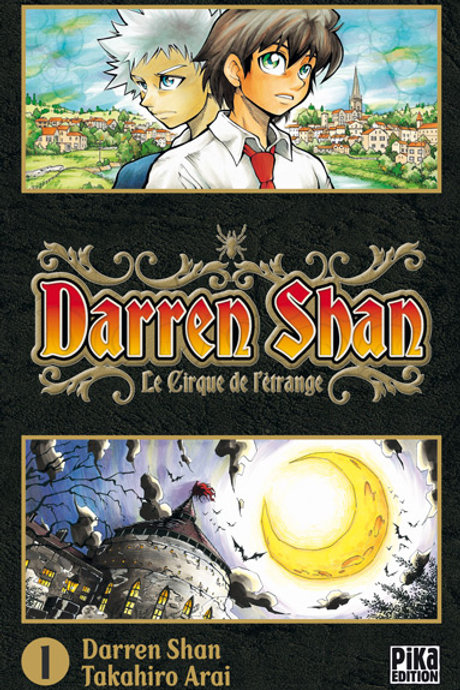 Darren shan 01