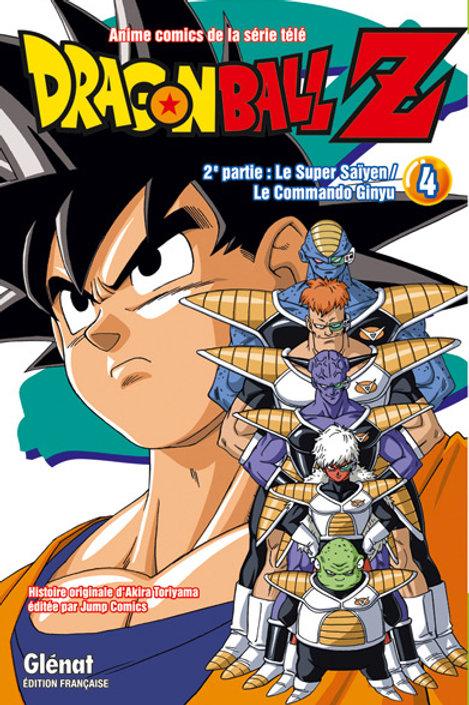 Dragon Ball Z partie 2 épisode 04