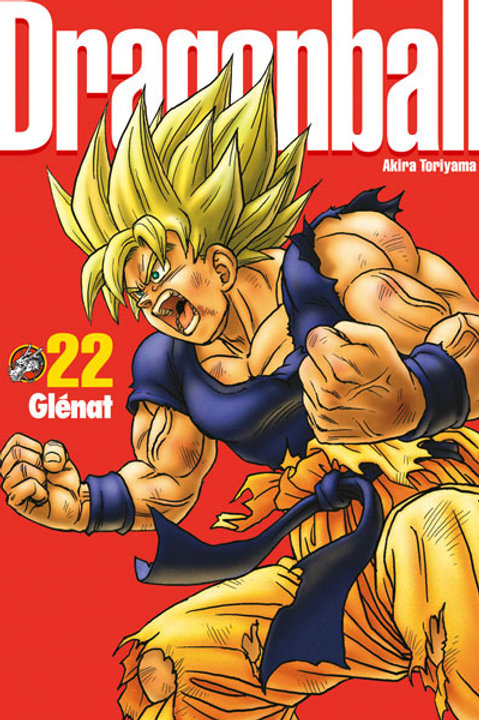 Dragon Ball 22 édition Perfect