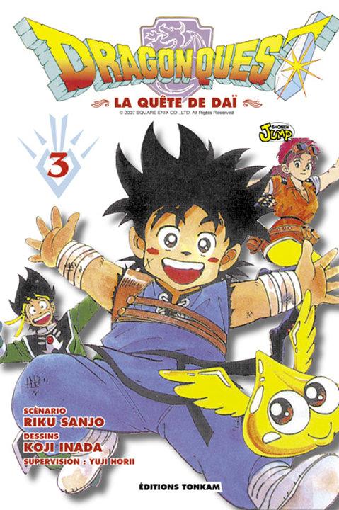 Dragon Quest 03
