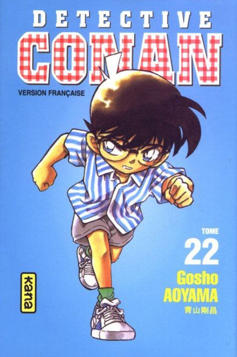 Détective Conan 22