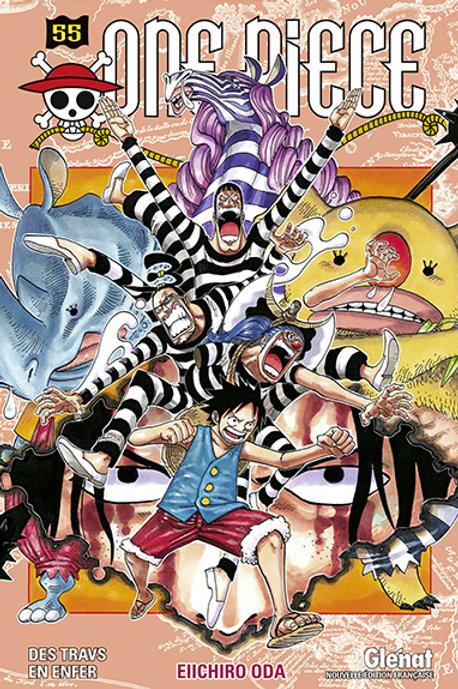 One Piece 55 édition originale