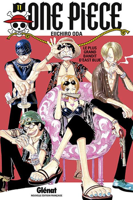 One Piece 11 édition originale