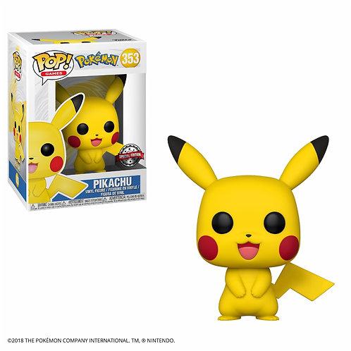 POP #353 Pikachu LTD edition