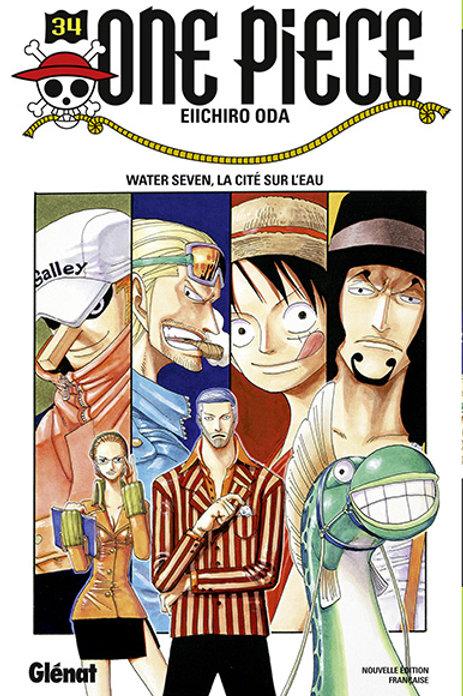 One Piece 34 édition originale