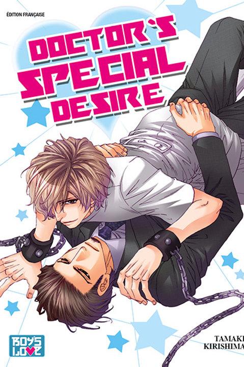 Doctor's special desire