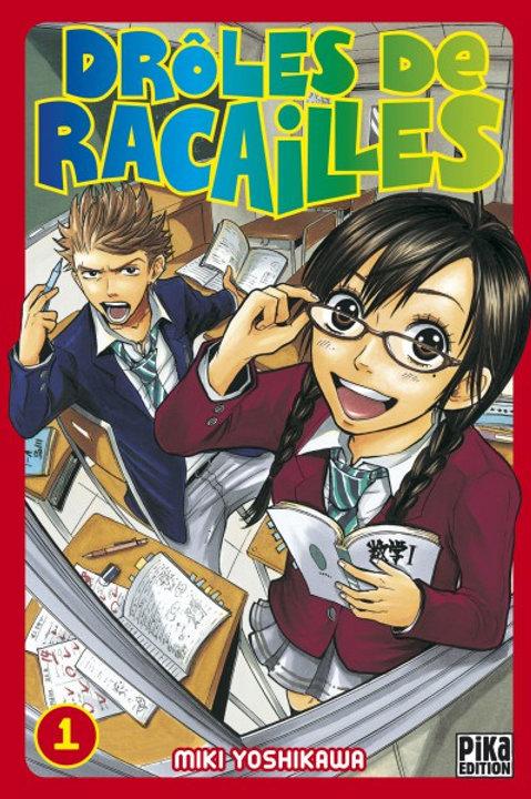 Drôle de Racailles 01