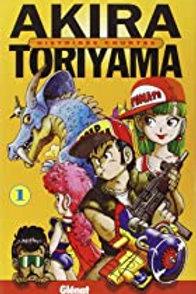 Akira Toriyama Histoires courtes 01