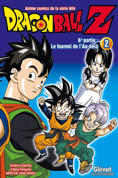 Dragon Ball Z partie 6 épisode 02