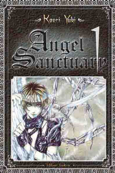 Angel Sanctuary Deluxe 01