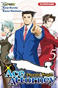 Ace Attorney Phoenix Wright 05