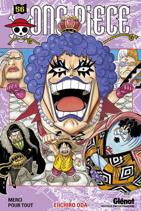 One Piece 56 édition originale