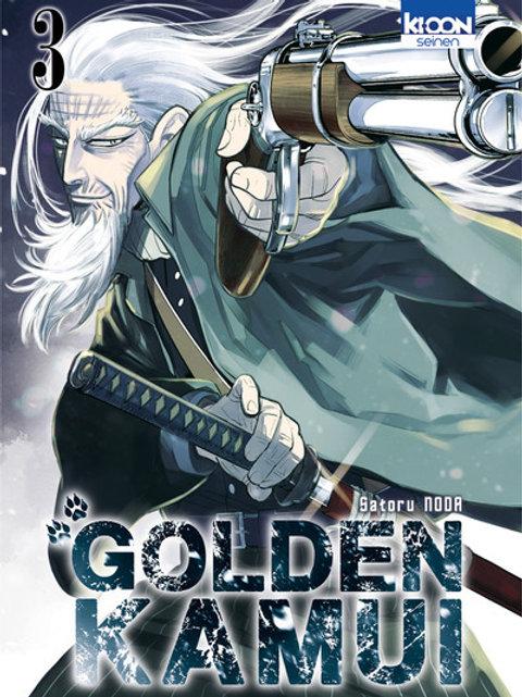 Golden Kamui 03