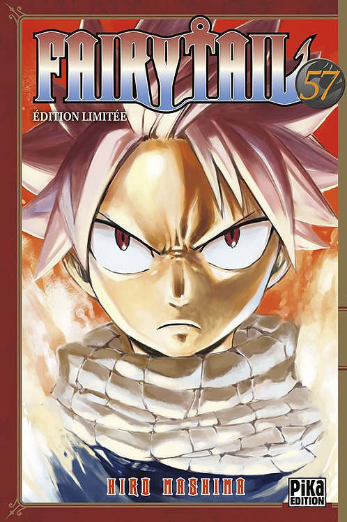 Fairy Tail 57 collector