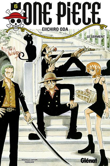 One Piece 06 édition originale
