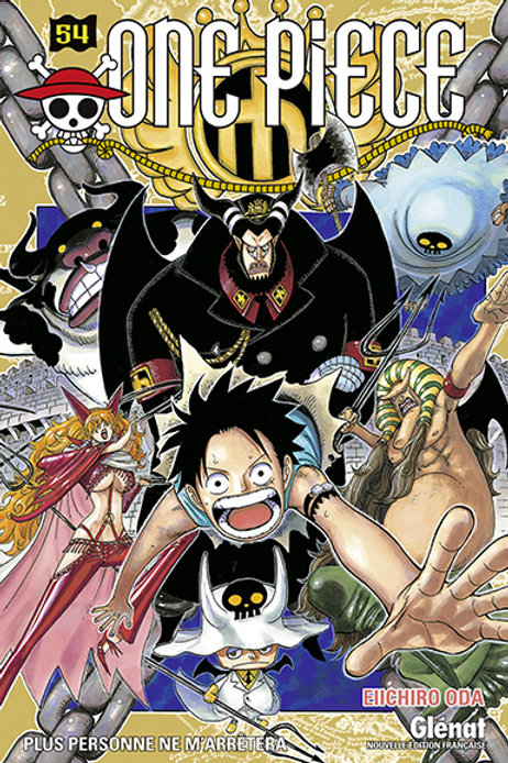 One Piece 54 édition originale