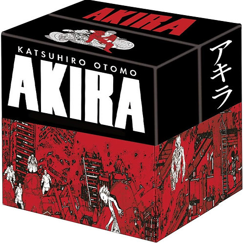 Coffret Collector Akira