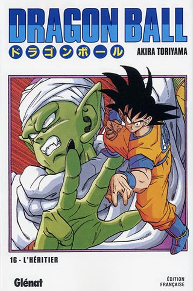 Dragon Ball 16 édition originale