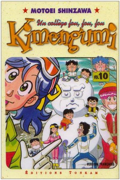Kimengumi (un collège Fou Fou Fou) 10