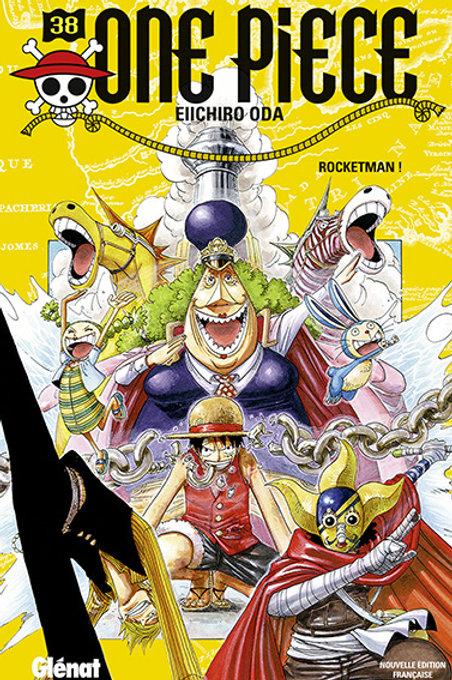 One Piece 38 édition originale