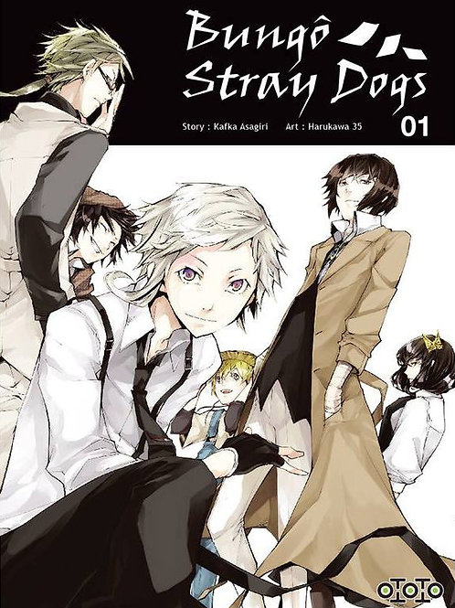 Bungo Stray Dogs 01