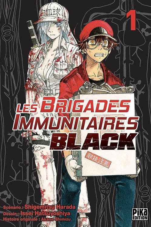 Les brigades immunitaires black 01