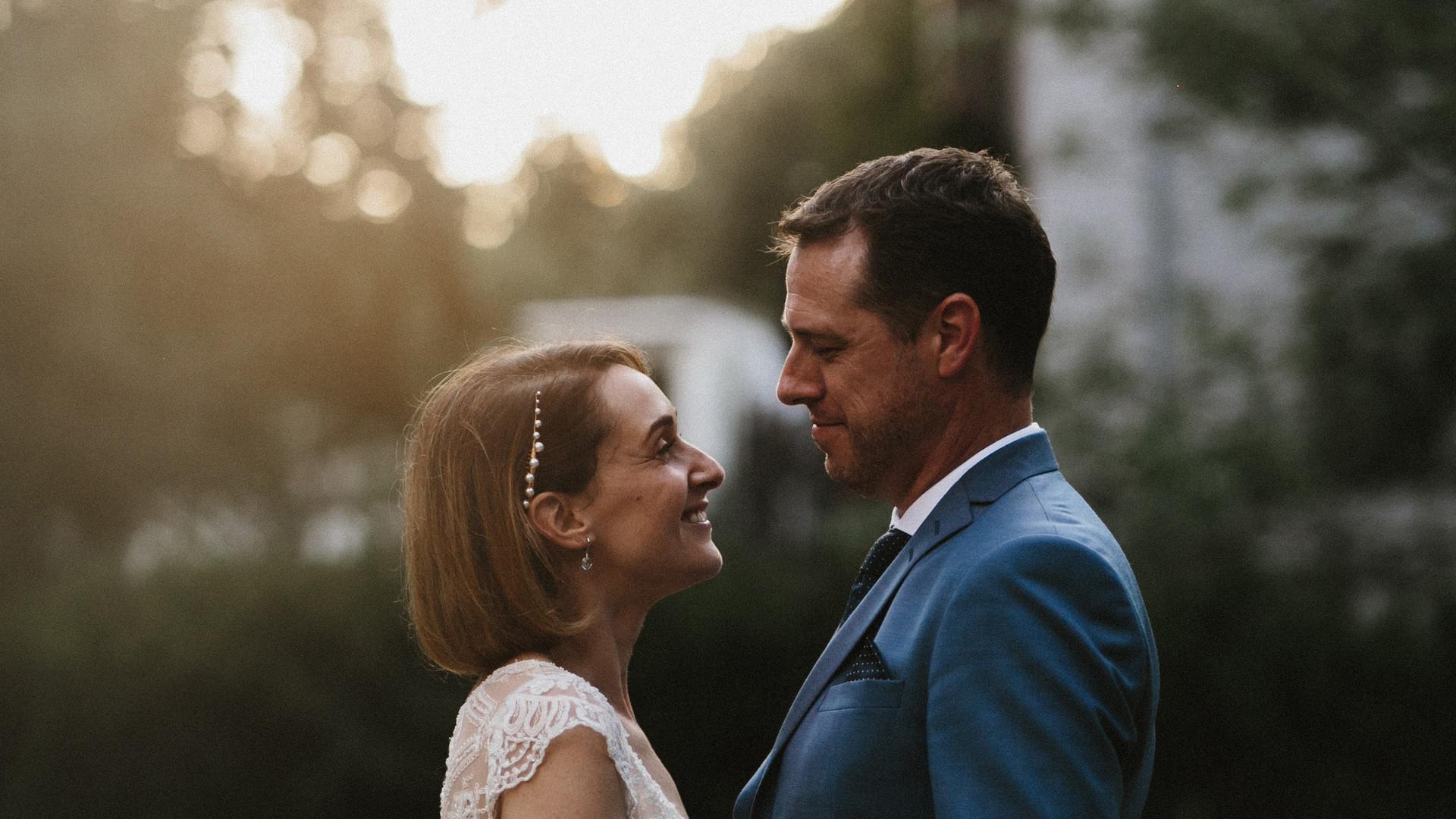Berlin wedding couple