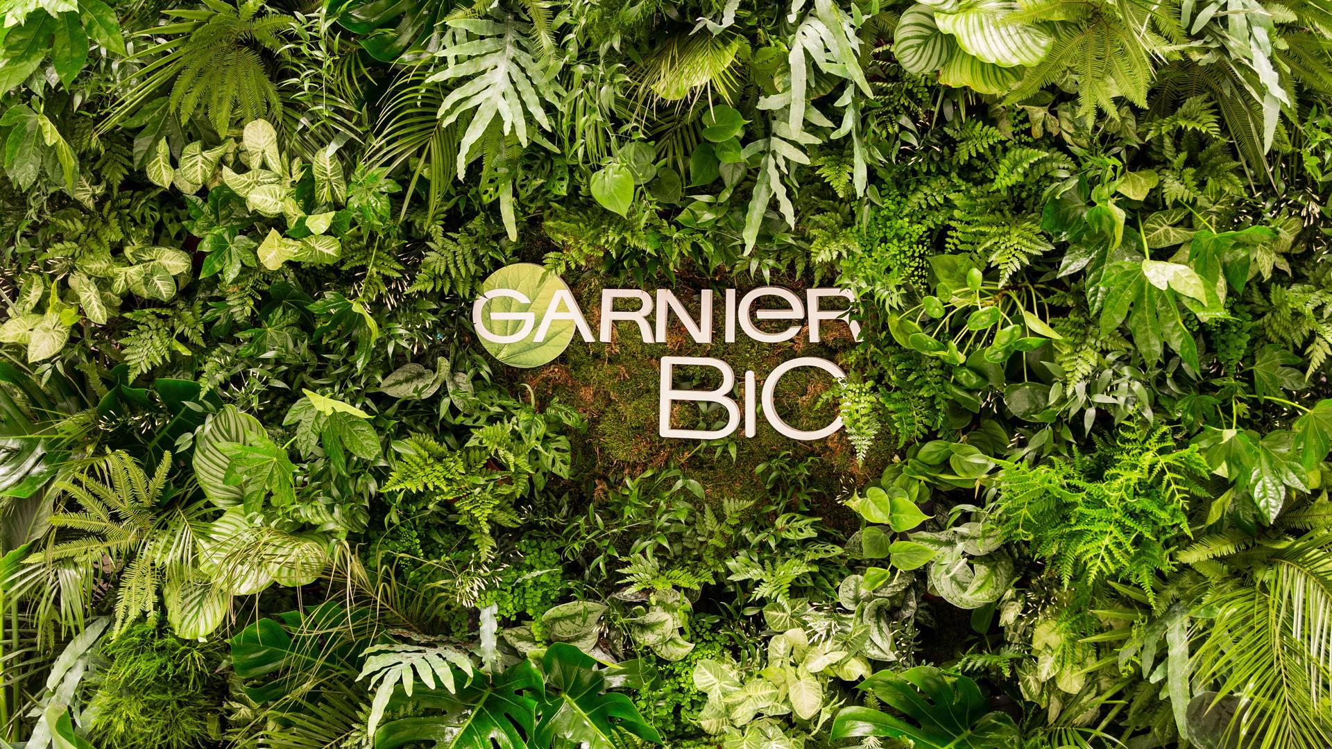 Garnier Bio Installation