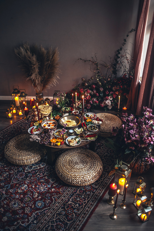 mediterranean interior decorations