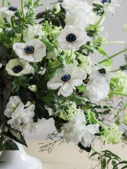 anemone arrangement
