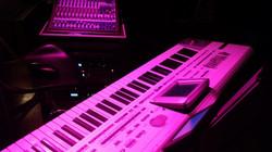 Pink keys....