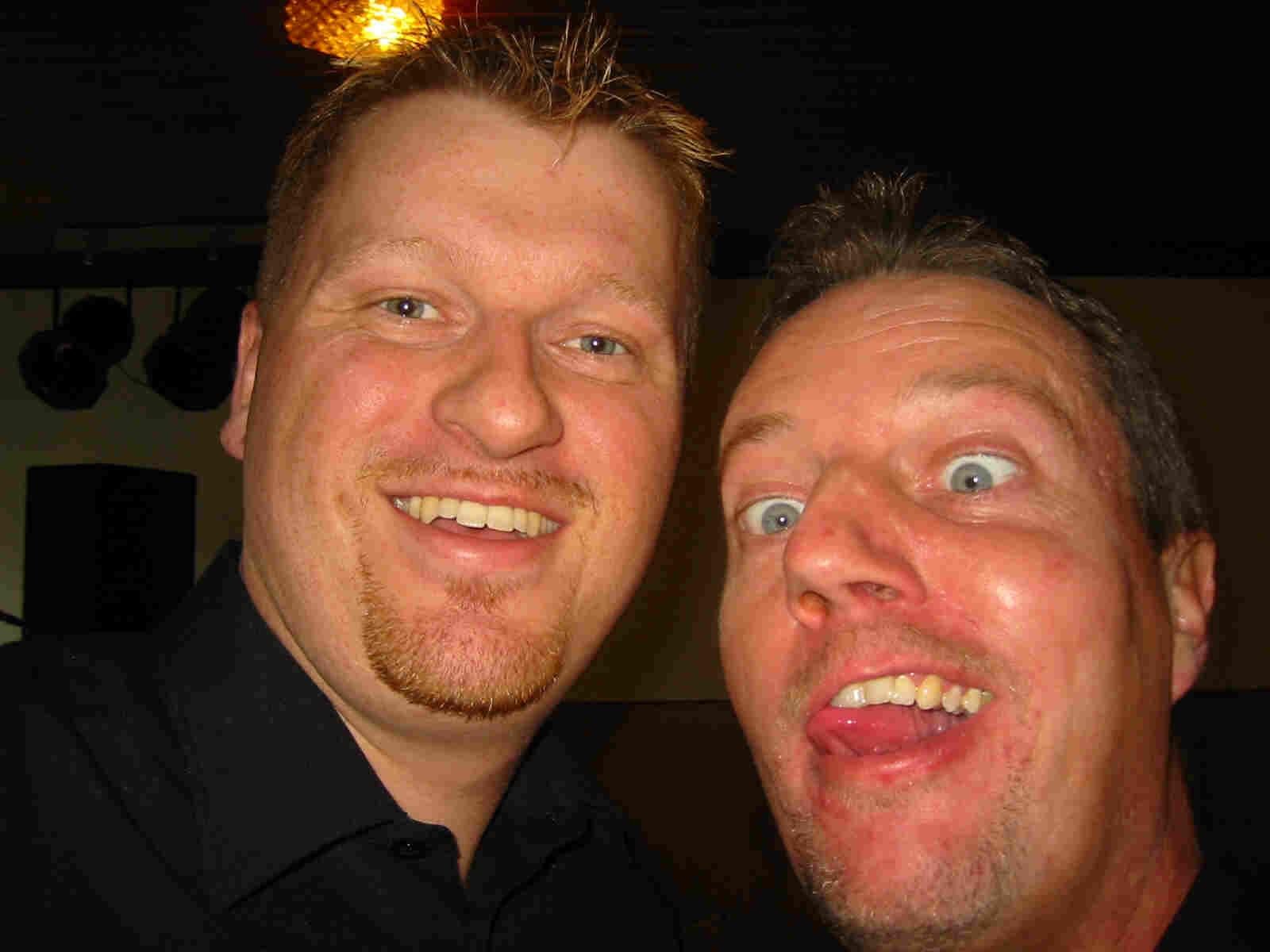 Dobbel-selfieeeee....