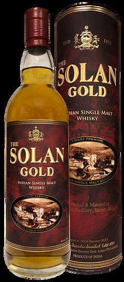 SOLAN GOLD