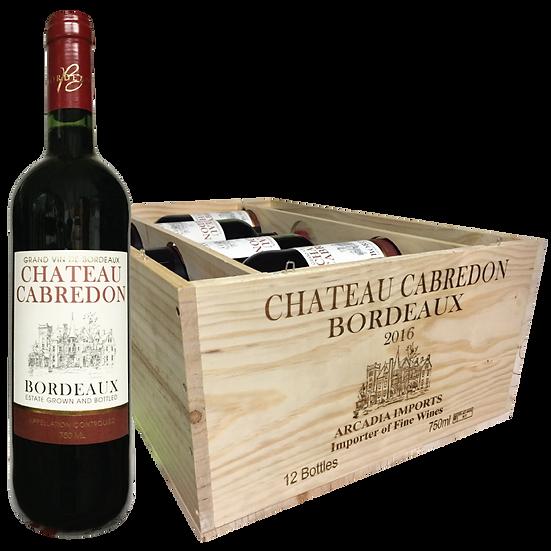 CHATEAU CABREDON BORDEUX