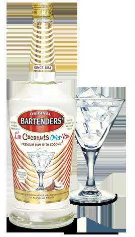 ORIGINAL BARTENDER'S COCKTAILS