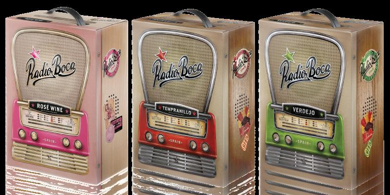RADIO BOCA 3L BOX