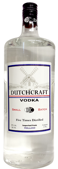 DUTCHCRAFT VODKA