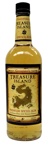 GERONIMO'S TREASURE ISLAND