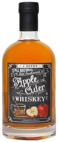 J. Seeds Apple Whiskey