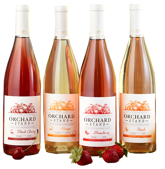 ORCHARD STAND HONEY WINES