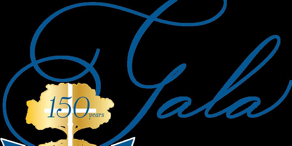 150th Anniversary Gala