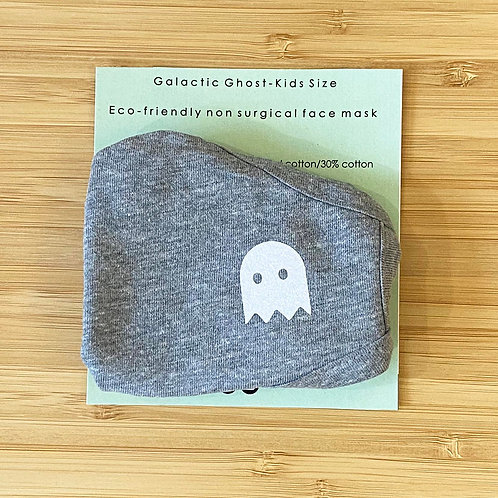 KIDS ECO FRIENDLY FACE MASK GALACTIC GHOST