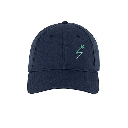 SPARKLE BASEBALL HAT ORGANIC COTTON