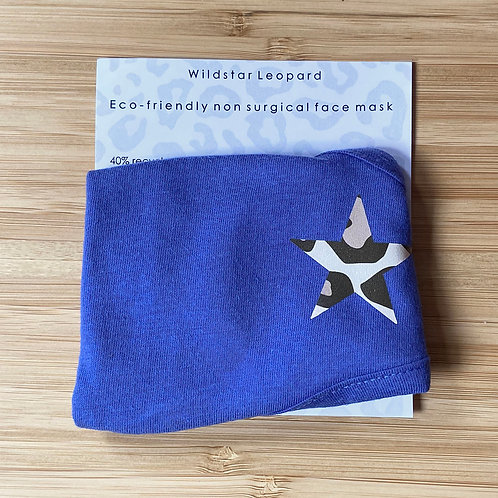 ADULTS ECO FRIENDLY FACE MASK WILDSTAR