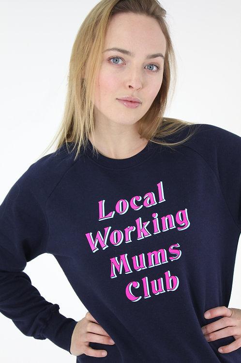 WORKING MUMS CLUB SWEAT