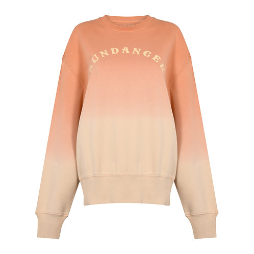 SUNDANCER OMBRE RELAXED SWEATSHIRT ORGANIC COTTON